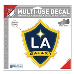 LA Galaxy 5 x 6 Decal