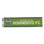 Seattle Sounders Bumper Sticker