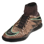 Nike Hypervenom X Proximo IC (Metallic Red Bronze/Green Glow)