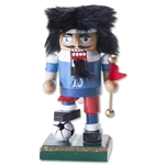 USA Away Soccer Nutcracker