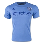 New York City FC City Logo T-Shirt