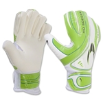 HO Soccer Team Negative Cut Glove (Fluo Green/Black)