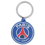 Paris Saint-Germain Logo Key Ring