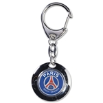Paris Saint-Germain Pebble Key Ring