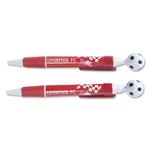Liverpool Wordmark 2 Pack Pens