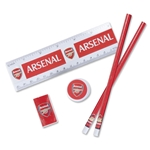 Arsenal Core Pencil Set