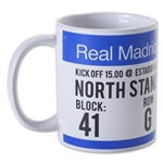 Real Madrid Matchday Mug