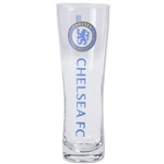 Chelsea Wordmark Slim Pint Glass