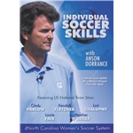 Individual Soccer Skills with Anson Dorrance DVD