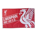 Liverpool 5' x 3' Established Flag