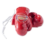 Arsenal Boxing Glove Car Hanger