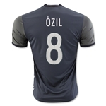 Germany 2016 OZIL Away Soccer Jersey