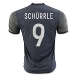 Germany 2016 SCHURRLE Away Soccer Jersey