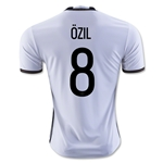 Germany 2016 OZIL Home Soccer Jersey