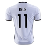 Germany 2016 REUS Home Soccer Jersey