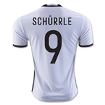 Germany 2016 SCHURRLE Home Soccer Jersey