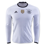 Germany 2016 LS Home Soccer Jersey
