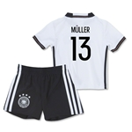 Germany 2016 MULLER Home Mini Kit