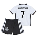 Germany 2016 SCHWEINSTEIGER Home Mini Kit