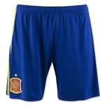 Spain 2016 Home Soccer Short
