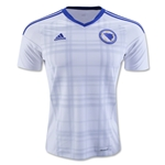 Bosnia and Herzegovina 2016 Away Soccer Jersey