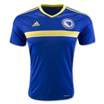 Bosnia and Herzegovina 2016 Home Soccer Jersey