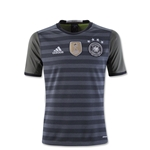 Germany 2016 Youth Away Soccer Jersey