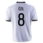 Germany 2016 OZIL Youth Home Soccer Jersey