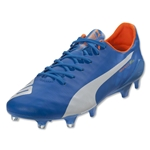 Puma evoSpeed SL FG (Electric Blue Lemonade)