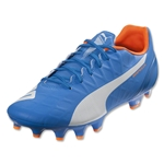 Puma evoSpeed 4.4 FG (Electric Blue Lemonade)