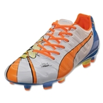 Puma evoPower 3.2 Graphic POP FG (White/Orange Clown Fish)