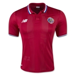 Costa Rica 2015 Home Soccer Jersey