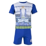 Chelsea 14/15 EPL Champions Stadium PJ Set (Royal)