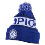 Chelsea 14/15 EPL Champions Beanie (Royal)