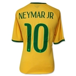 Icons Neymar Jr. Signed Brazil 14/15 Home Jersey