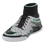 Nike Junior Hypervenom Proximo Street IC (White/Black)