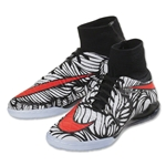Nike Junior Hypervenom Proximo NJR IC (Black/Total Crimson)
