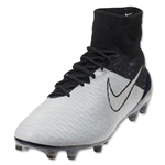 Nike Magista Obra Leather FG (Light Bone/White)