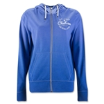 Chelsea Womens Full Zip Dyed Hoody
