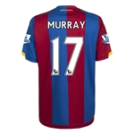 Crystal Palace 15/16 MURRAY Home Soccer Jersey