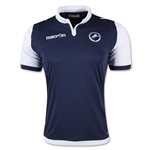 Millwall 15/16 Home Soccer Jersey