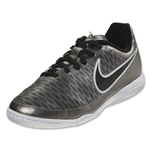 Nike Junior Magista Onda IC (Metallic Pewter/Ghost Green)