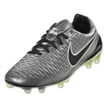Nike Magista Opus FG (Metallic Pewter)