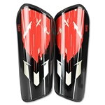 adidas Messi10 Pro Shinguard (Semi Solar Slime/Black)