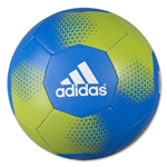 adidas ACE Glider Ball (Shock Blue/Semi Solar Slime/White)