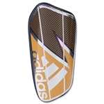 adidas Ghost Pro Shinguard (Solar Gold/Black/Shock Pink)