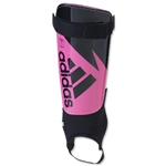 adidas Ghost Graphic Guards (Shock Pink/Black)