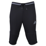 adidas Men's Condivo 16 3/4 Pant (Black)