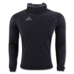 adidas Men's Condivo 16 Fleece Top (Black)