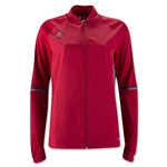 adidas Women's Condivo 16 Training Jacket (Red)